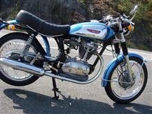 バイクオヤジGOGOさんの450 デスモ 左サイド画像