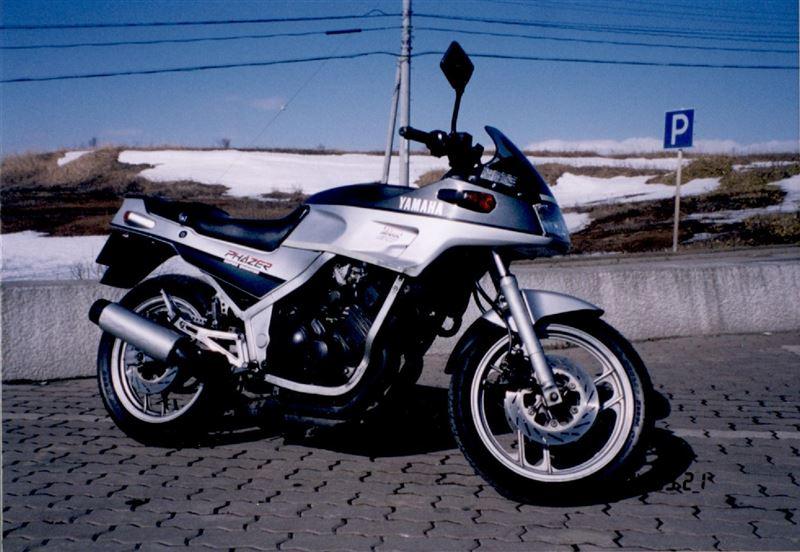 nanbuさんのFZ250 Phazer (フェーザー)
