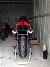 Grand RiderさんのRSV1000R リア画像