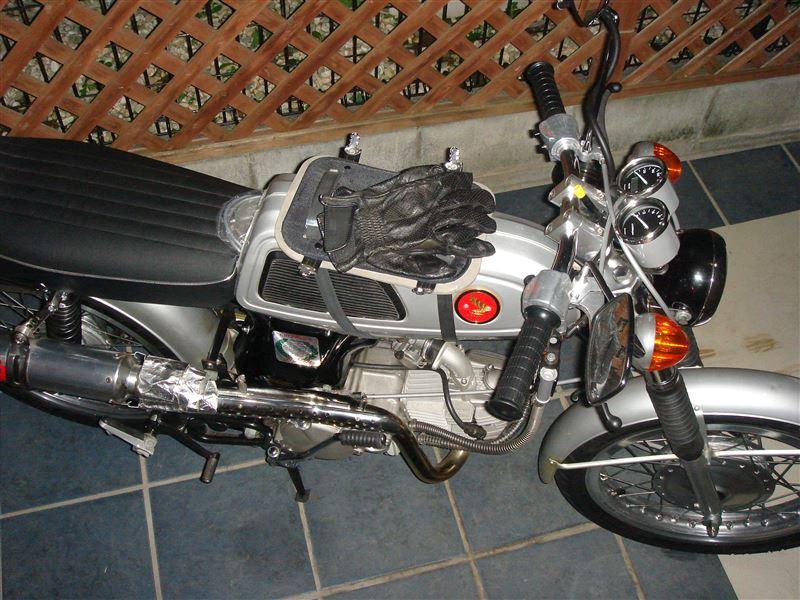 ホンダ SS50