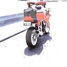 Gobaronさんの400SSJr リア画像