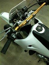 こばっち_さんのDT200WR インテリア画像