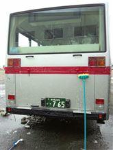 関越特快さんのキュービックバス リア画像