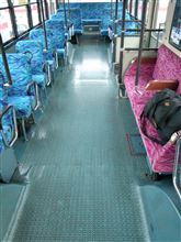 関越特快さんのキュービックバス インテリア画像