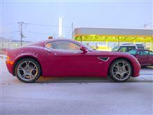 Auto e Motoさんの8C (クーペ) 左サイド画像