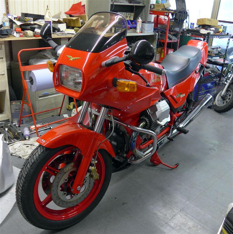 Auto e Motoさんのルマン1000