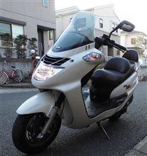 える吉さんのRV125JP メイン画像