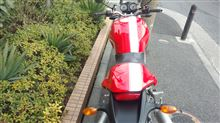 ichinoさんのMONSTER900 (モンスター) 左サイド画像