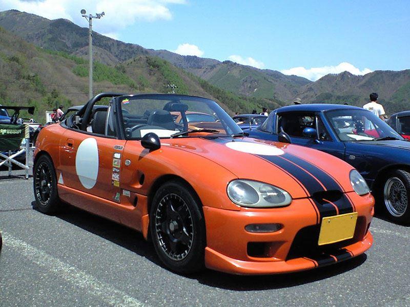 カプチーノ(スズキ) | Fukamiの愛車 | みんカラ