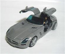 おとこ道さんのSLS AMG 左サイド画像