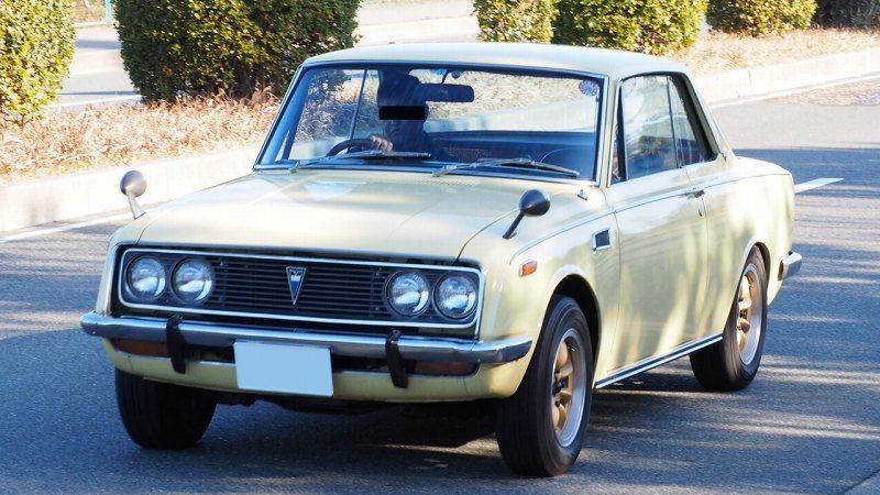 トヨタ 1600GT
