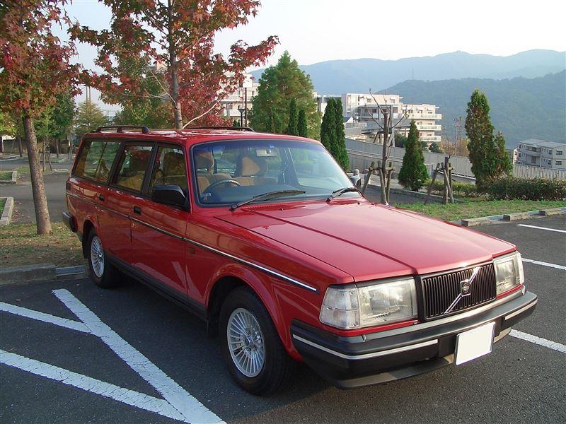 @katsuさんの240 ワゴン