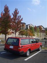 @katsuさんの240 ワゴン リア画像