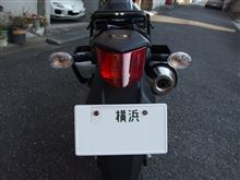 イモゾンさんのD-TRACKER X リア画像