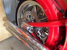 VW-DRAGONさんのソフテイル・ロッカーC 左サイド画像