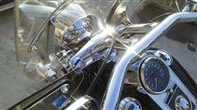 タニノムーティエさんのヘリテイジ ソフテイル クラシック インテリア画像