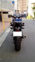 富士山バカのツーリング日記さんのNC750X リア画像