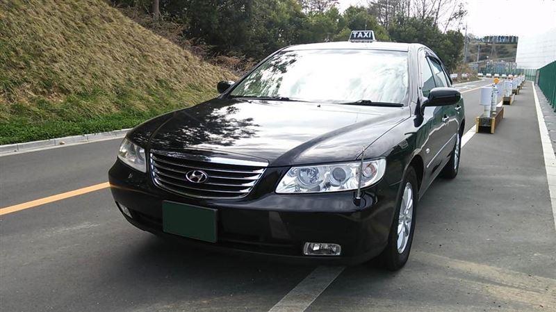 奥多摩タクシーさんのグレンジャー