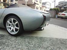 跳ね馬GTOさんのTuscan リア画像