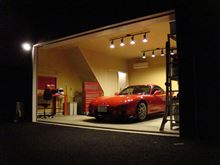 Premium Garage HouseさんのRX-7