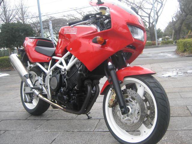 ヤマハ TRX850