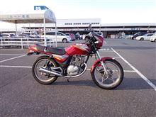 mori-chanさんのGS125E 左サイド画像