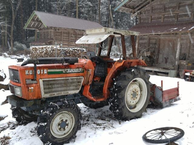 クボタ トラクター