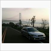 TS-R会長 さんの愛車「スバル レガシィツーリングワゴン」