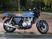 バイクオヤジGOGOさんのKZ1300 左サイド画像