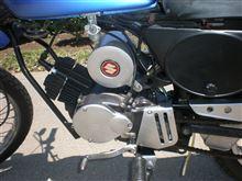 *Luna*さんのハスラー(バイク) リア画像