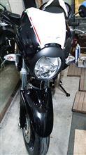 fifty_riderさんの1200_Sport_4v インテリア画像