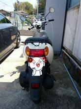 TAKABOUさんのレッツ4 パレット リア画像