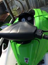 たかぼちゃんさんのウルトラ250X インテリア画像