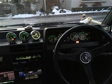 SKY VAN DさんのランサーEX インテリア画像