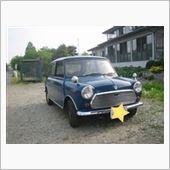 mini1213さんのマークIII クーパーS