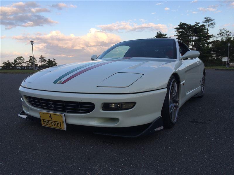 フェラーリ 456/456M