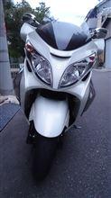 komachi9さんのスカイウェイブ400 タイプS リア画像