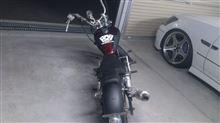 15CRさんのジャズ(バイク) リア画像