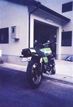 ZeroniumさんのZ750GP リア画像