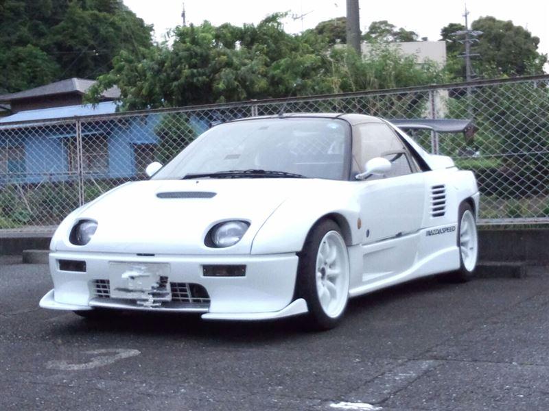 マツダ AZ-1
