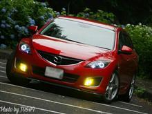 TOSHI .さんのアテンザスポーツワゴン メイン画像