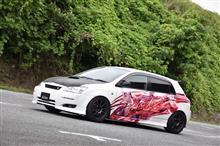 きむ@きのすけさんの愛車:トヨタ カローラランクス