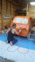 橙蛙屋さんのポーターキャブ 左サイド画像