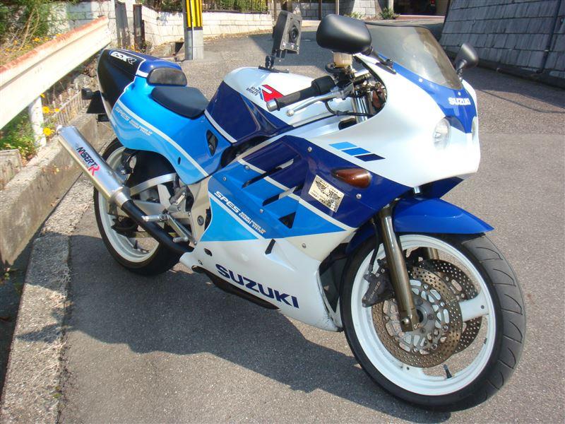Hide199さんのGSX-R250R SP