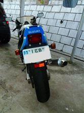 Hide199さんのGSX-R250R SP リア画像