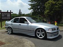 大崎:BMW-E36-328iさんの3シリーズ セダン メイン画像