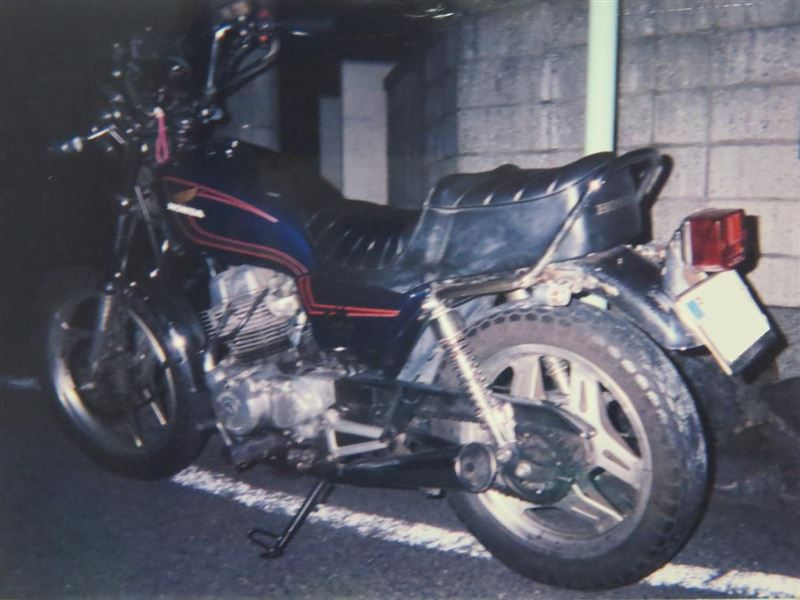 ホンダ 250T LAカスタム