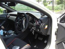 mitz32さんのA45 AMG 4マチック エディションII インテリア画像