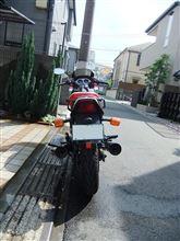 えるうぇいさんのVF750F リア画像