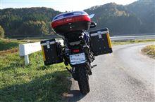 たけちゃんライダーさんのXT1200Z スーパーテネレ リア画像
